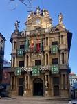 Gemeentehuis van Pamplona.
