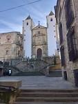 Historisch centrum Caceres