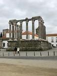 Romeinse tempel.