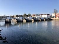Oude brug.