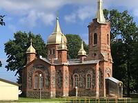 """Kerkje van de """"oudgelovigen"""""""