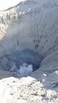 Klimmen op de Bromo vulkaan