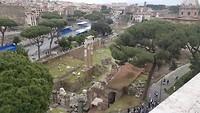 Overzicht deel van Rome