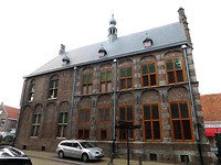 Hasselt NL oude stadhuis