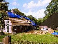 201022 nieuw rieten dak