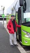 De bus in Maastricht.