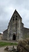 Kerk Saint-Christau.