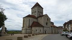 Kerk Sauveterre-de-Béarn.