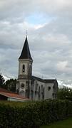 Kerk Osserain-Rivareyte.