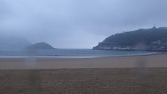 S'morgens in San Sebastián.