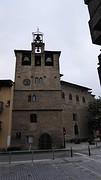Kerk in Zarautz.
