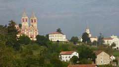 Iglesia de San Pedro en Monasterio de Via Coeli in Cóbreces.