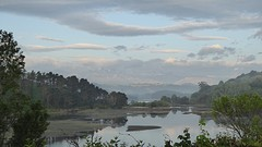 Paruur Natural de Oyambre bij San Vicente.