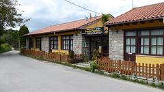 Albergue in Villahormes.