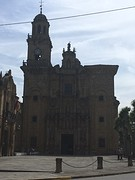 Monasterio de San Salvador in Vilanova.