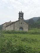 Kerk San Pedro.