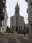 Kerk Santiago in Mondoñedo.