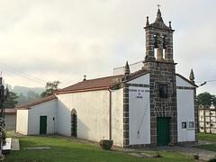 Kerk San Pedro in  Cabeza de Lobo.