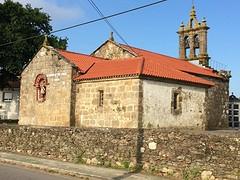 Kerk San Paio in A Rua.