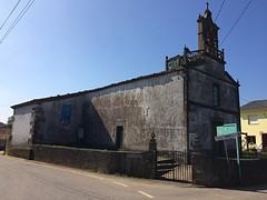 Capela de Nosa Sra. De Mercede in A Calle.