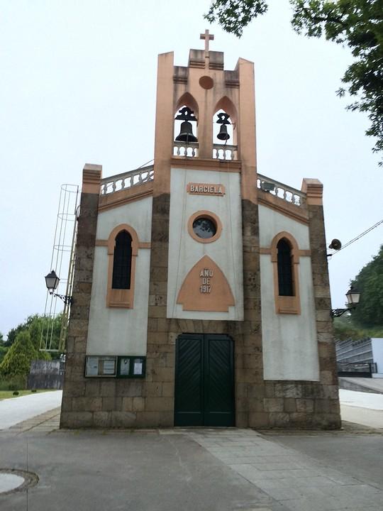 Kerk Sigüeiro.