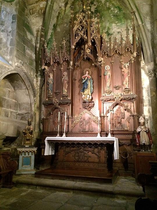 Kathedraal Santiago.