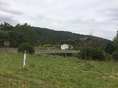 Eerste pauzeplaats Quiroga.