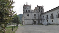 Klooster San Salvador in Cornellana.