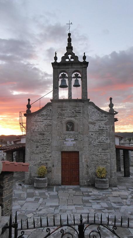 Ermita in Leiro.