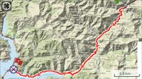 Etappe 9: Portilla de la Reina - Riaño 22km.