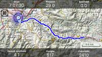Etappe 16: Foncebadón - Ponferrada 29km.