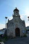 Kerkje Santilla del Bierzo.