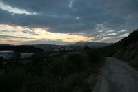 Terugblik op Ponferrada.