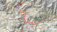 Etappe 19: A Rua de Valdeorras - Quiroga 28km.