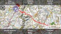 Etappe 21: Monforte de Lemos - Chantada 32km.