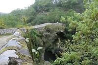 Romeins bruggetje Rio Deza.