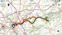 Etappe 4: Andenne - Namen 26km