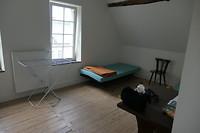 Prachtig vernieuwd de albergue; slaapkamer