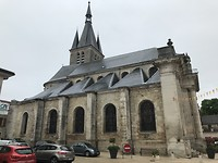 Kerk Châteauvillain