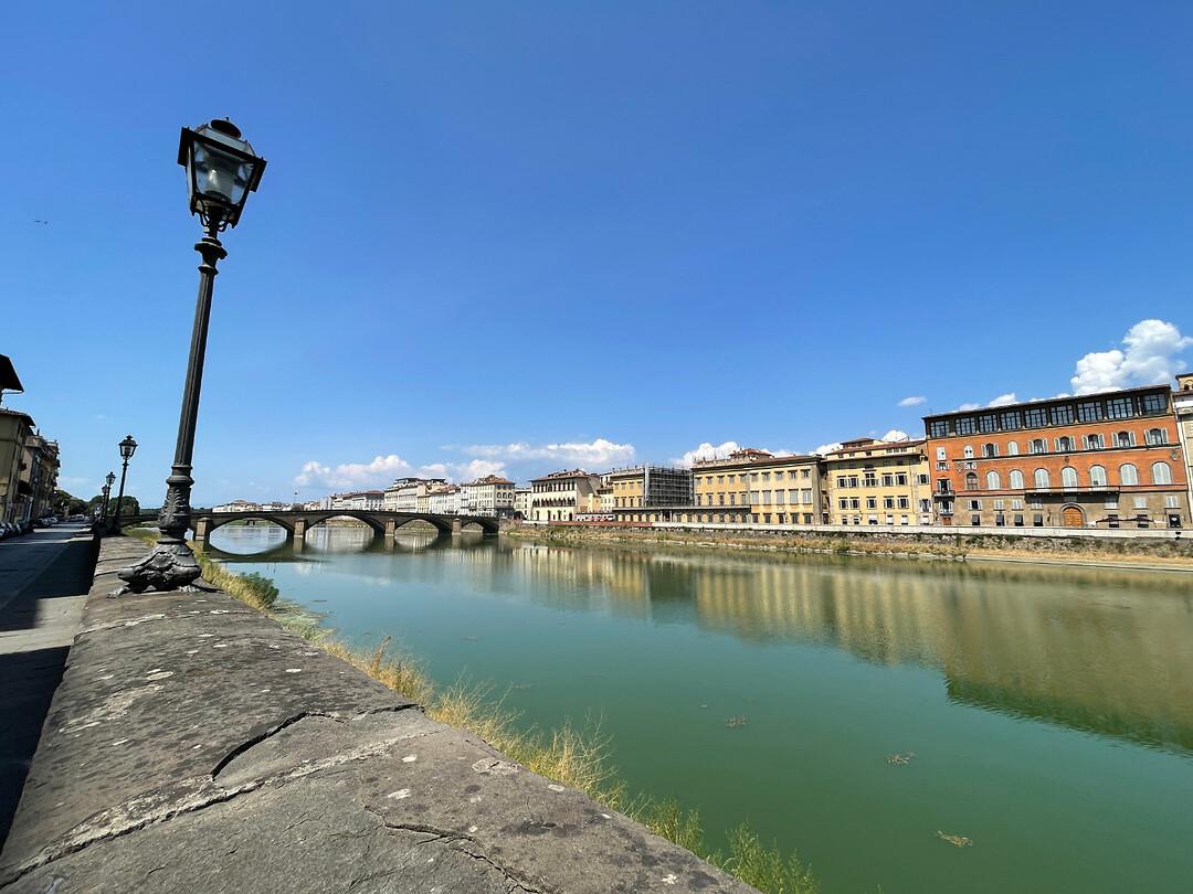 De Arno in Firenze