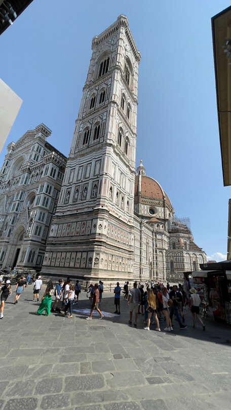 Kathedraal Firenze.