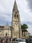 Kerktoren Auxerre