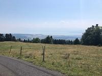 Uitzicht, nou ja zicht, op Meer van Genève