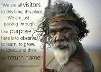 Gezegde aborigionals