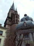 Dom toren in Aken