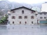 Casa de la Vall: old Parliament building buid in 1580