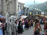 Dans in Quetzaltenango