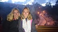 tripje in de lift in La Paz