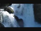 prachtige waterval bij Geiranger.