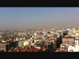 Uitzicht op Istanbul!